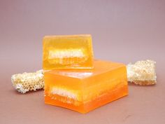 Honey & Wax soap!  FB/herbalhomeboutique