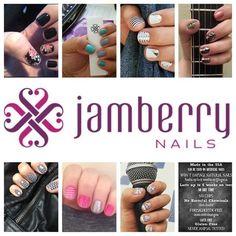 Jamberry Lisa Vollaro. http://lisamariev.jamberrynails.net