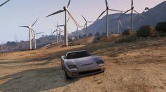 Monroe @Ron Alternates Wind Farm