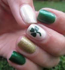 Image result for st patty's day nails