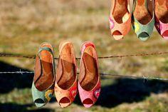 Make Bafônica: Sapatos de cortiça Rutz