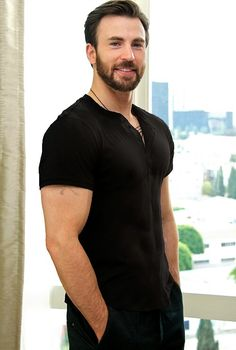 Chris Evans | Beautiful person inside and out <3<3<3 -B.R.