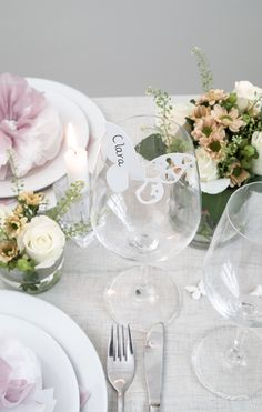 DIY – Lay the table for a wonderful spring party