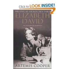 Not a cookbook, but a biography of Elizabeth David. Worth having in every cook's library