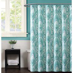 Christian Siriano Capri Shower Curtain - SC1849-6200