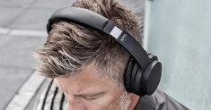 Få støydempende trådløse hodetelefoner verdt 699 kroner i velkomstgave Over Ear Headphones, Headset, Electronics, Headphones, Ear Phones, In Ear Headphones, Helmet, Consumer Electronics