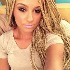 poetic justice braids white - Google Search