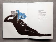"""Arianna Vairo for Silvia Vecchini's """"In mezzo alla fiaba"""" (Topipittori 2015) into American Illustration 34 annual award book."""