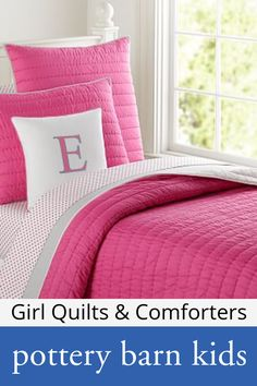 Girl Quilts & Comforters