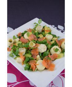 [Lundi Express] Salade de cœurs de palmier