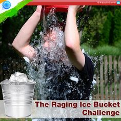 In the last few days, the Internet has gone viral with many people, including celebrities taking up the 'ALS Ice Bucket Challenge' to raise funds and spread awareness about a serious neurodegenerative disease called ALS.