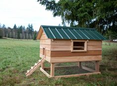 The Best Creative and Easy DIY Chicken Coops You Need In Your Backyard No 67