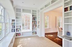 Sun room/book room