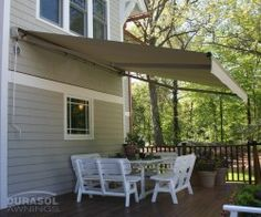 Superb Durasol Topaz Retractable Awning #awnings #pool #backyard #patio   Awesome  Backyards   Pinterest