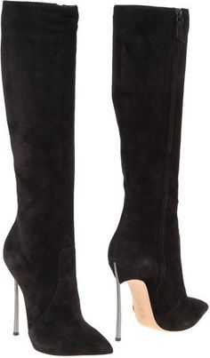 Casadei ~ High Heeled Boots