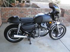 Beautiful Honda 1979 Cx500 Cafe Racer Motorcycle Modification