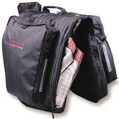 Bushwhacker Westwood - Commuter Bag Full Length Garment Bag Pannier: Sports & Outdoors