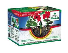 Tropf Blumat Ceramic Automatic Watering Patio Deck & Balcony Set by Blumat. Save 18 Off!. $79.00. give your plant just the right amount of water. go on vacation without worrying about your plants. automatic watering. The Tropf-Blumat Watering System Is Fully Automatically  The Tropf-Blumat uses ceramic technology to power a fully automatic system without the need for electricity.  Safe, simple, and reliable.  How they work:  A Tropf-Blumat automatically senses the water requiremen...