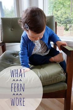 the little things we do: what fern wore