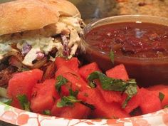 ~Slow Smoked Pulled Pork~