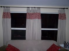 DIY: Curtains You Can Make in an Afternoon