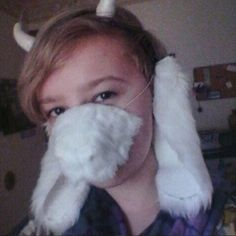 Cosplay Tu-TORIEL: How To Make a Toriel or Asriel Cosplay || Part 1: The Face