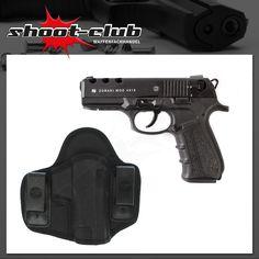 """Zoraki 4918 Schreckschuss Set - """"kleiner Waffenschein"""" inkl. IWB-Holster    - Weitere Informationen und Produkte findet Ihr auf www.shoot-club.de -    #zoraki #schreckschuss #shootclub"""