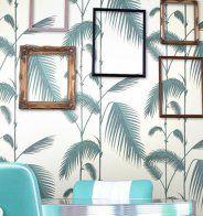 Papier peint Palm Leaves - Cole & Son  - Marie Claire Maison