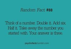 Love this - talk about a brain twister!