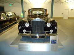 Rolls Royce Phantom V © Arquivo AMTC