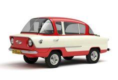 Nami-450 Belka 746cc 1956 USSR