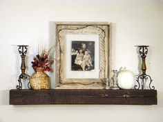 Mantle Fireplace Mantle Mantle Shelf Wall by JNMRusticDesigns, $275.00