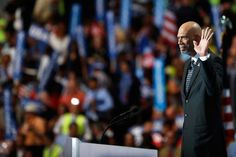 PHILADELPHIA, PA - JULY 28:  Retired professional basketball player Kareem Abdul-Jabbar delivers remarks attends on the fourth day of…