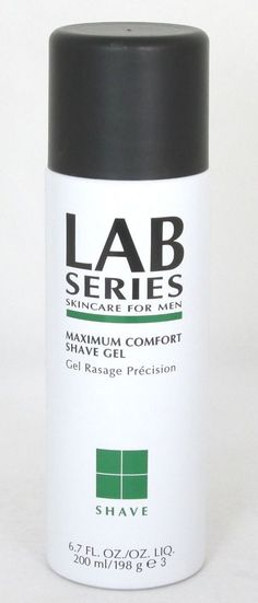 MENS`Aramis Lab Series FATHERS DAY~Comfort Shave 6.7oz Brand New FREE WRAP #AramisLabSeries