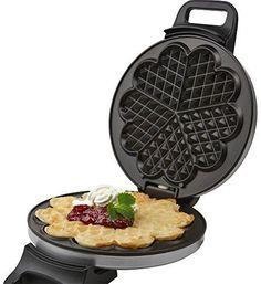 ViVo© Amazing Belgian Waffle Maker Iron Machine Crispy Golden Fresh Waffles…