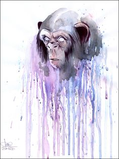 Inspirational Grunge Art works by Lora Zombie