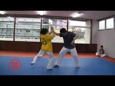 Woman self defense Rina Takeda