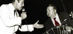 Roberto Goyeneche y Aníbal Troilo