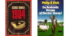 20 best Dystopian novels - three of my all time favorite books are on this list. :)