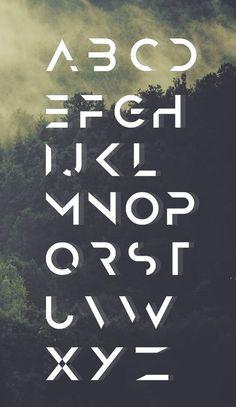 New Ideas Tattoo Fonts Alphabet Scripts Typography Typography Alphabet, Typography Fonts, Modern Typography, Modern Fonts, Typography Tutorial, Font Art, Creative Typography, Creative Fonts, Vintage Typography