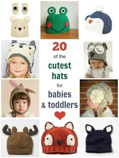 20 of the cutest hats for babies and toddlers | BabyCentre Blog