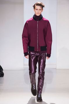 JOHN LAWRENCE SULLIVAN COLLECTION FALL 2014 MENSWEAR