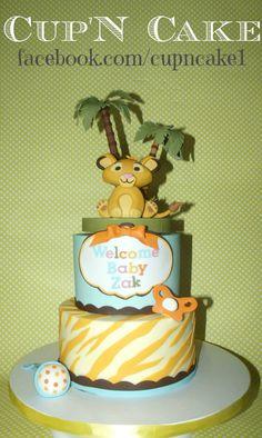 King Cake Decorating Kit : 1000+ images about Simba baby shower on Pinterest Lion ...