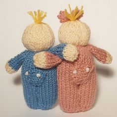 cute littlel baby bums love hearts bitsy babies knitting pattern by clairefairalldesigns