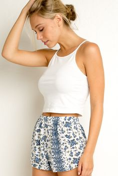 Brandy ♥ Melville | Remi Shorts - Shorts - Bottoms - Clothing                                                                                                                                                      More
