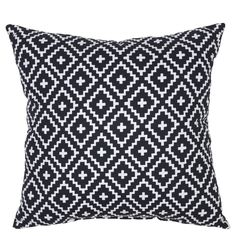 The Pillow Perfect In The Frame Outdoor Decorative Pillow Set in Ebony brings a pretty little pattern to your outdoor living space. This set of 2 pillows will invite your guests to sit and stay awhile. Black And White Pillows, Porch Accessories, Pillows Online, Deck Decorating, Back Deck, Perfect Pillow, Throw Pillow Sets, Outdoor Throw Pillows, Decorative Pillows