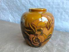 Vase Art Deco Carltonware 125-4 par RetroVase sur Etsy