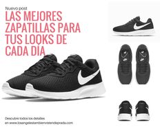 best website 9b4cd b716a Ideas de cómo combinar unas zapatillas negras (adidas, nike, converse,.