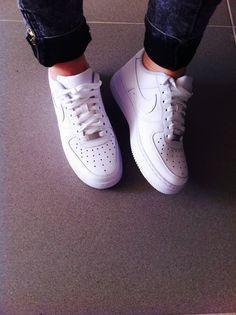 Nike Air Force One #ss2014 #sneakersforwomen #nike