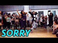 """SORRY"" - Justin Bieber Dance | @MattSteffanina Choreography (@JustinBieber #Sorry) - YouTube"